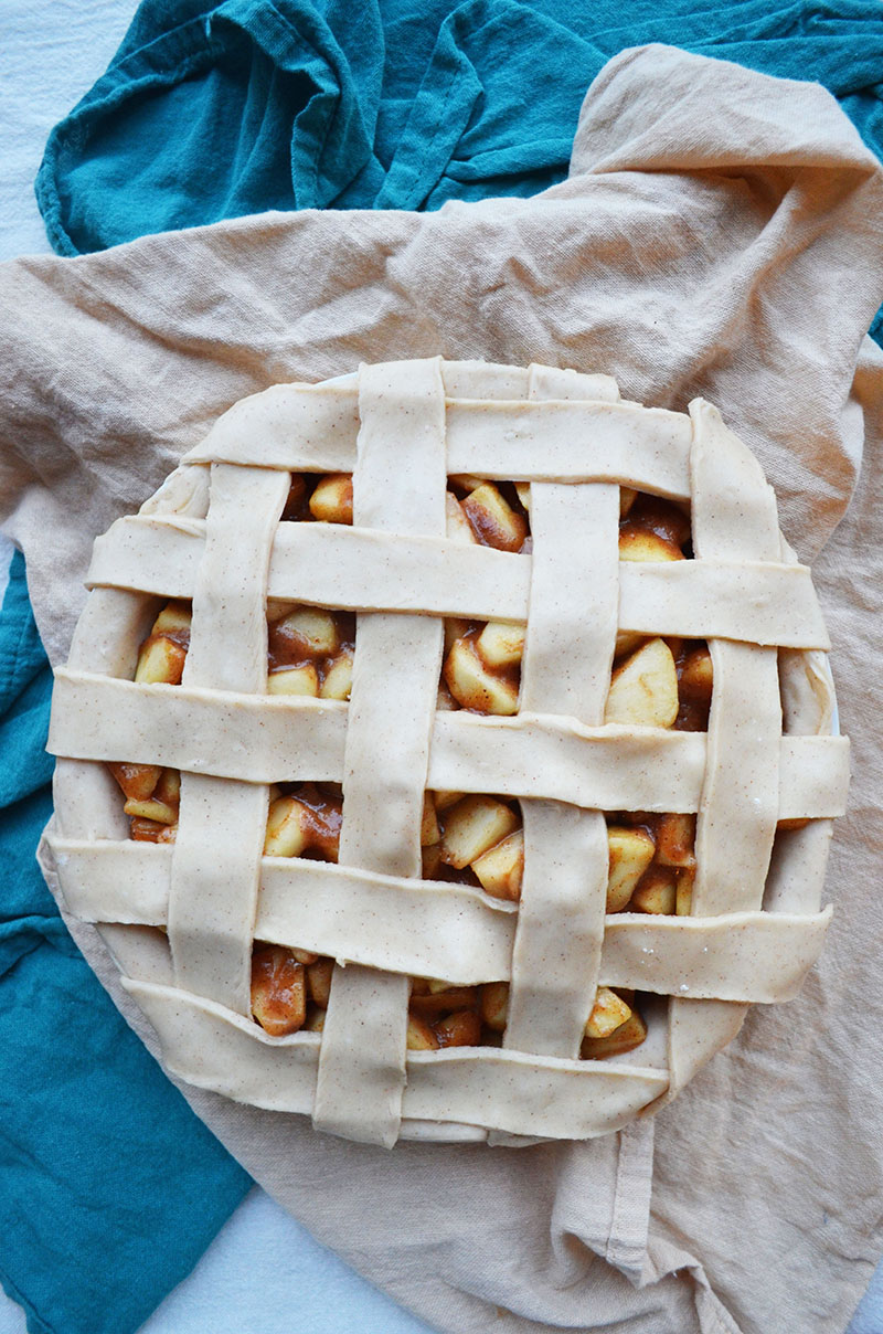 Mcdonald's Apple Pie | Sprig and Flours