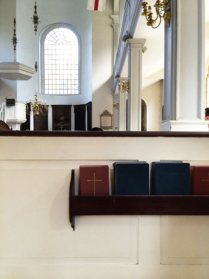 Old North Church | Sprig and Flours