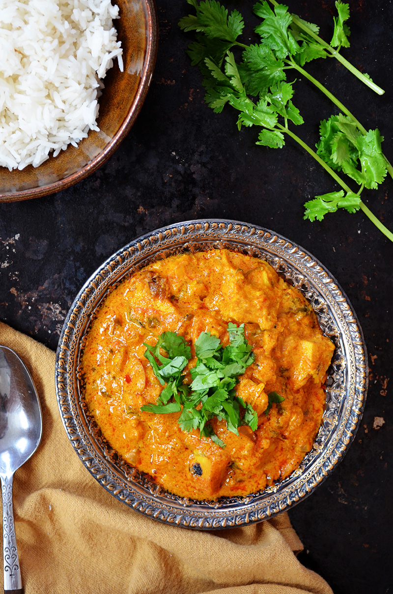 Chicken Tikka Masala | Sprig and Flours