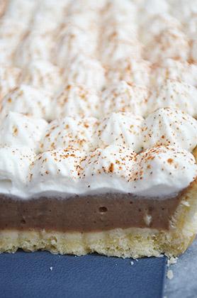 Chai Vanilla Tart | Sprig and Flours