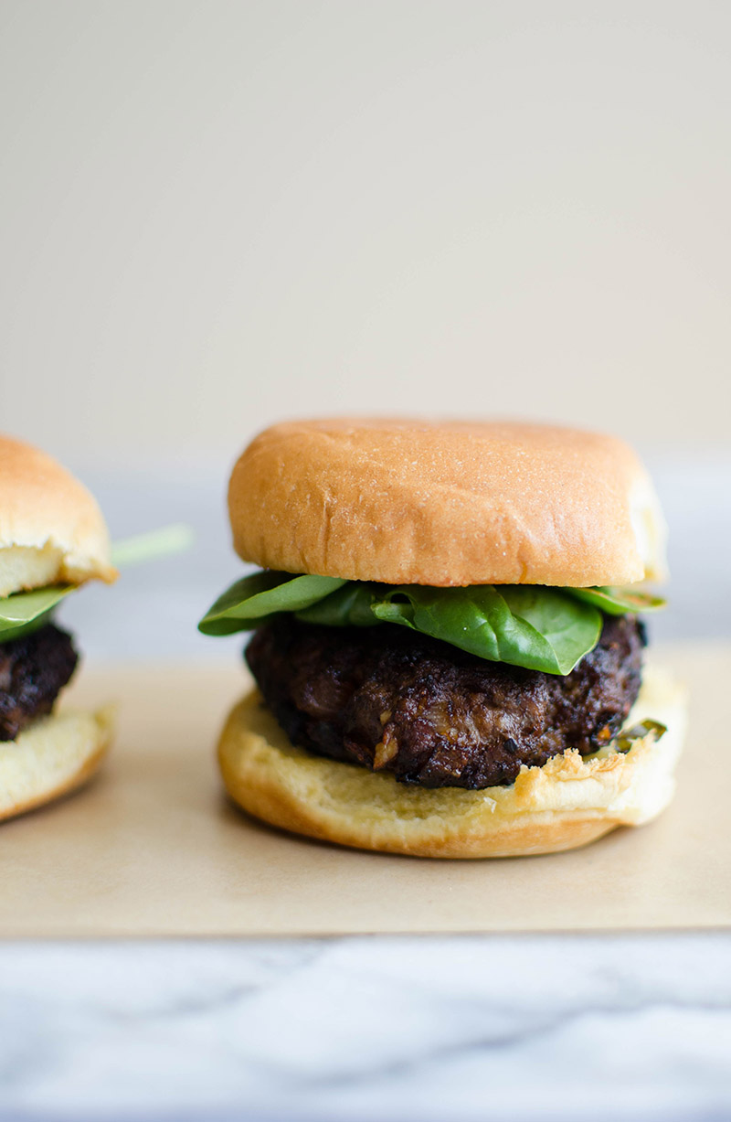 Lamb Sliders with Brown Butter Ketchup | Sprig and Flours