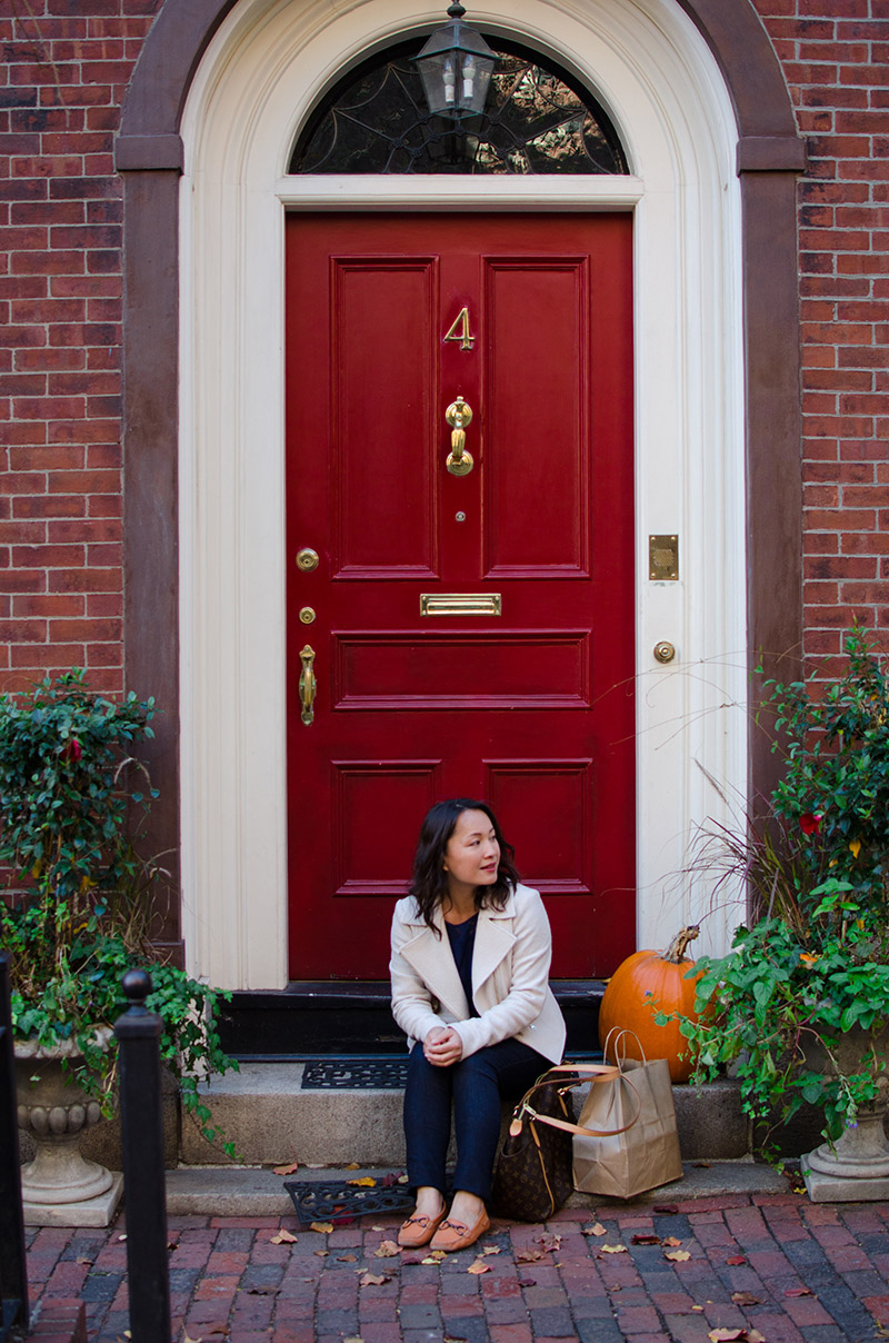 Tuyet at Beacon Hill | Sprig and Flours