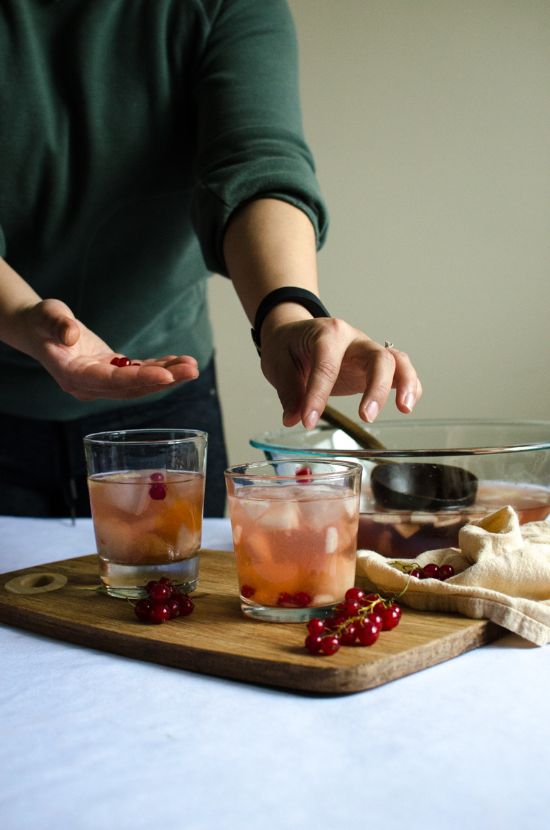 Sprig and Flours Sangria | Sprig and Flours