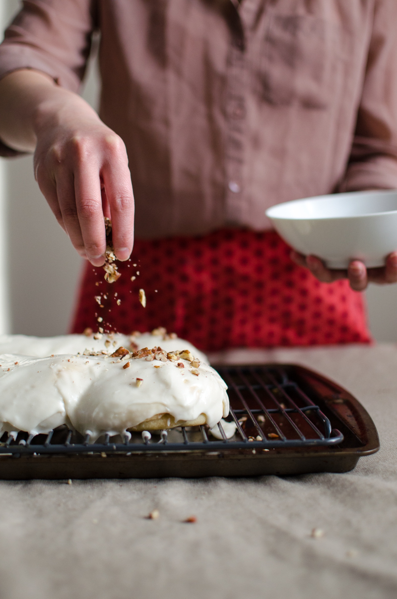 Almond Braid Sweet Bread | Sprig and Flours-28