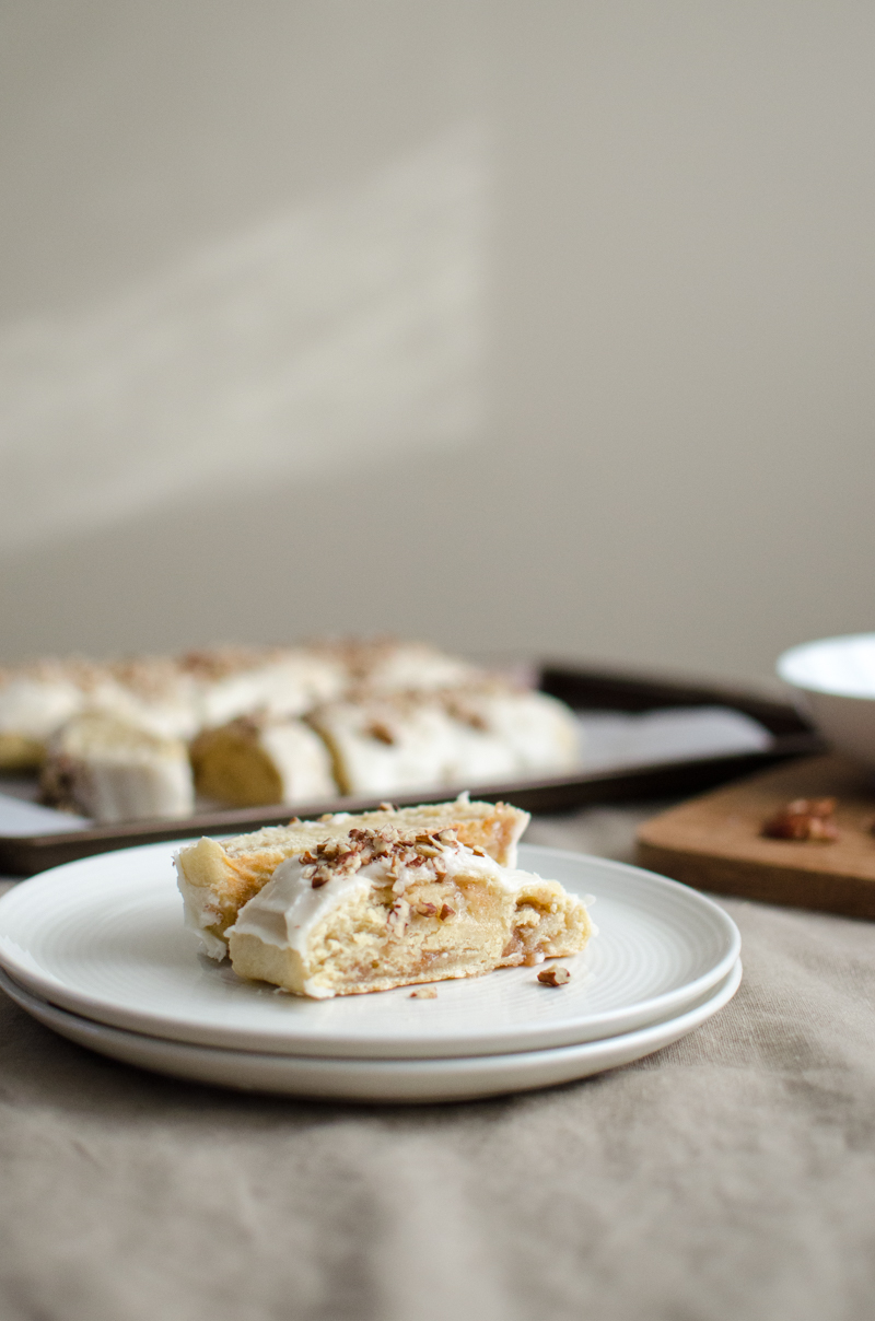Almond Braid Sweet Bread | Sprig and Flours-40