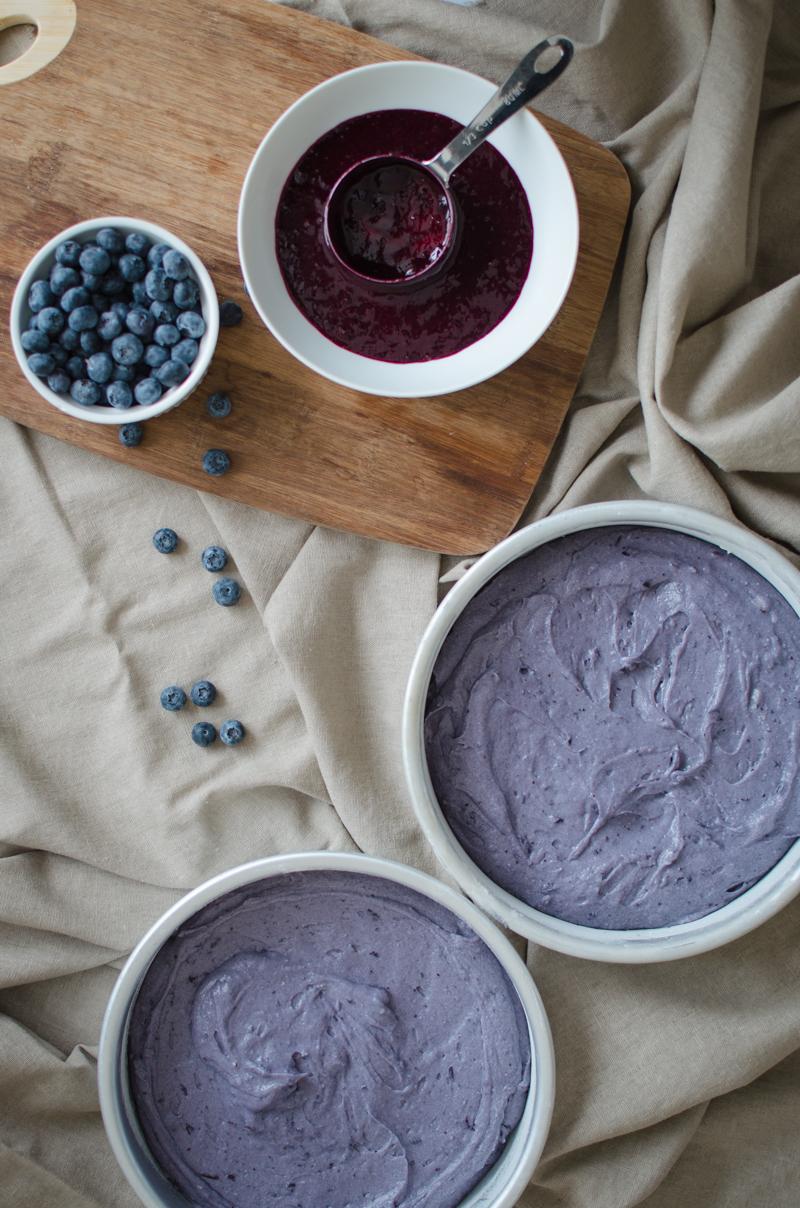Blueberry Custard Cake   Sprig and Flours-3