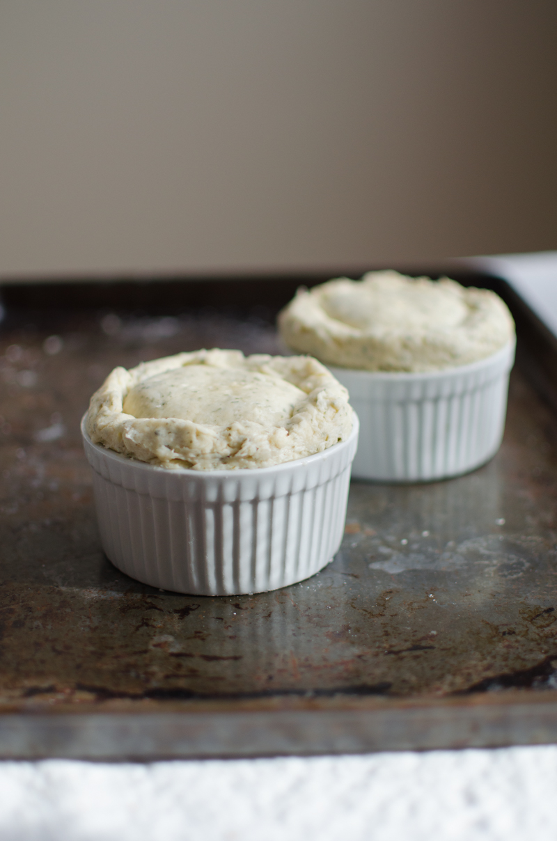 Chicken Tikka Masala Pot Pies | Sprig and Flours-14